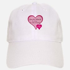 Jacob Black valentine Baseball Baseball Cap