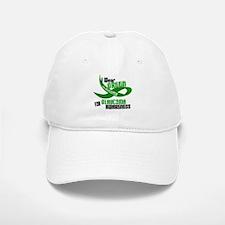 I Wear Green 33 (Glaucoma Awareness) Baseball Baseball Cap