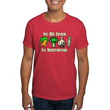 Go All Green 2 T-Shirt
