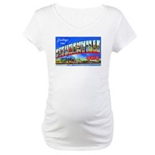 Steubenville Ohio Greetings (Front) Shirt