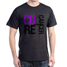 Cure (Pancreatic) Cancer T-Shirt