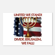 United We Stand! Postcards (Package of 8)