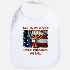 United We Stand! Bib