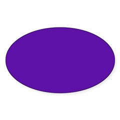 Color 29 Oval Sticker (10 pk)