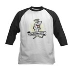 Holy Mackerel Kids Baseball Jersey