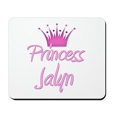 Princess Jalyn Mousepad