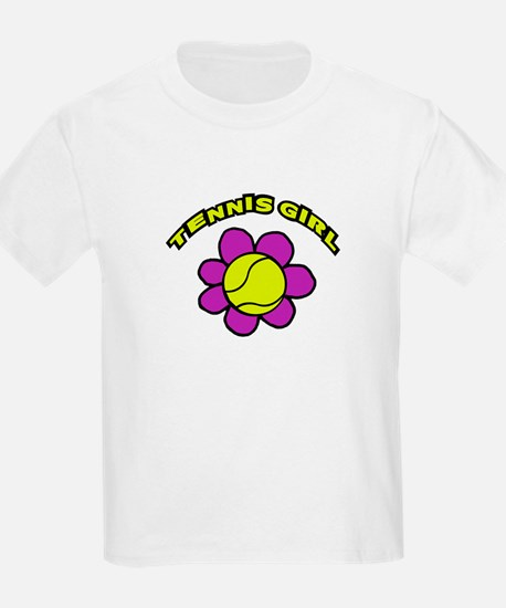 tennis girl T-Shirt