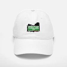 VERRAZANO STREET, MANHATTAN, NYC Baseball Baseball Cap
