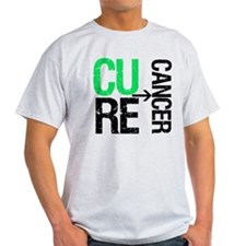 Cure (Liver) Cancer T-Shirt