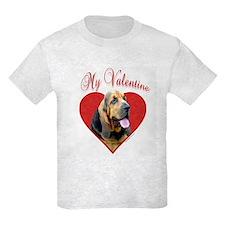 Bloodhound Valentine T-Shirt