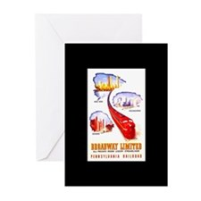 Broadway Limited PRR Greeting Cards (Pk of 10)