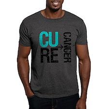 Cure (Thyroid) Cancer T-Shirt