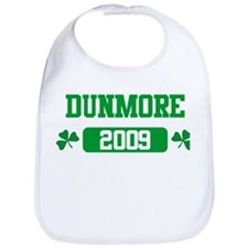 St Patricks Day Dunmore Bib