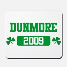 St Patricks Day Dunmore Mousepad