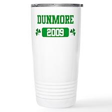 St Patricks Day Dunmore Travel Coffee Mug
