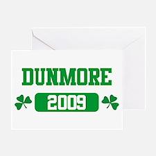St Patricks Day Dunmore Greeting Card