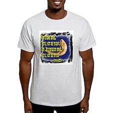 Zions sake! Ash Grey T-Shirt