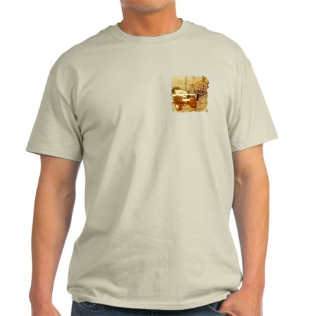 XJ Map Light T-Shirt