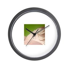 jaden2 Wall Clock