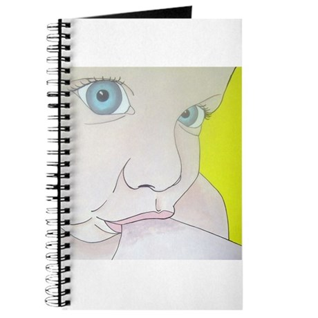 blue eyes Journal