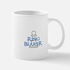 Ring Bearer - White Pawn Mug