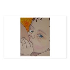 mama milk is good Postcards (Package of 8)