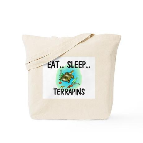 Eat ... Sleep ... TERRAPINS Tote Bag
