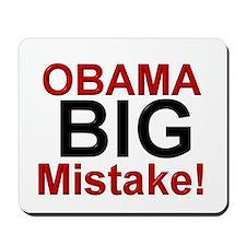 Big Mistake Mousepad