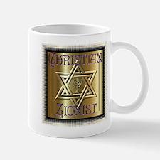 Christian Zionist 2 Mug
