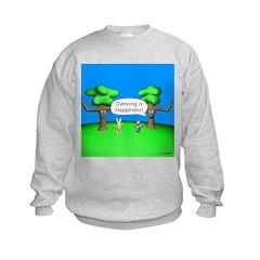 Dancing is Happiness Sweatshirt