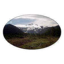 Cerro Tronador Oval Decal