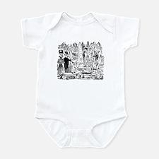 Calavera Gran Comeliton Infant Bodysuit