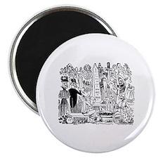 "Calavera Gran Comeliton 2.25"" Magnet (100 pack)"