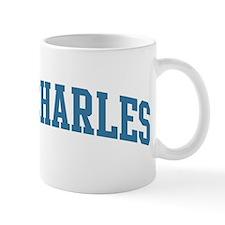 St Charles (blue) Mug