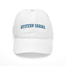 Western Sahara (blue) Cap