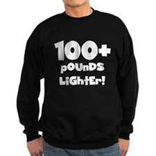 100 Plus Pounds Sweatshirt