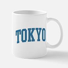 Tokyo (blue) Mug