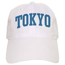 Tokyo (blue) Baseball Cap