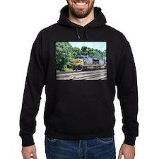 CSX Q190 Doublestack Train Hoodie