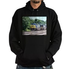 CSX Q190 Doublestack Train Hoody