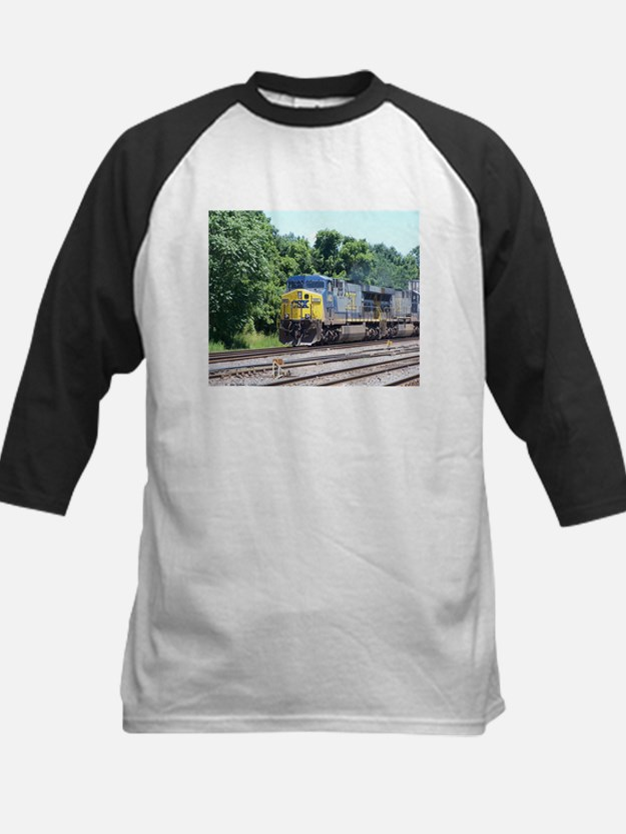 CSX Q190 Doublestack Train Tee