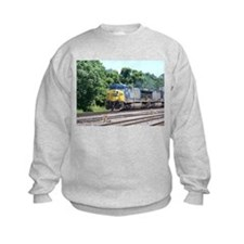 CSX Q190 Doublestack Train Sweatshirt