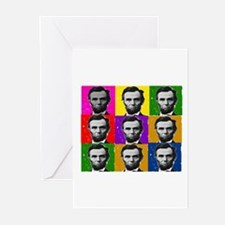 Famous Dead People Greeting Cards (Pk of 20)