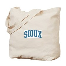 Sioux (blue) Tote Bag