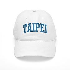 Taipei (blue) Baseball Cap