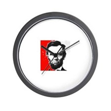 Famous Dead People Wall Clock