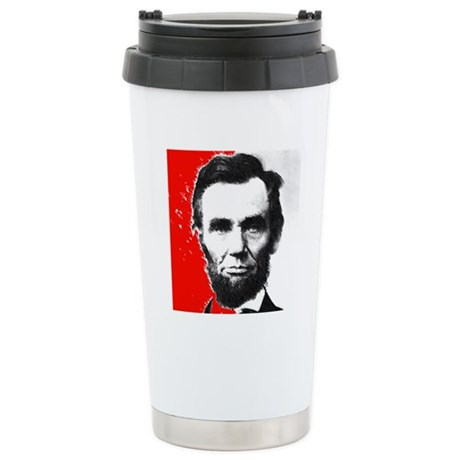 Famous Dead People Stainless Steel Travel Mug