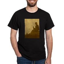 brown buddha T-Shirt