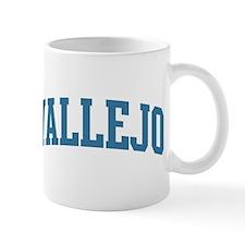 Vallejo (blue) Mug