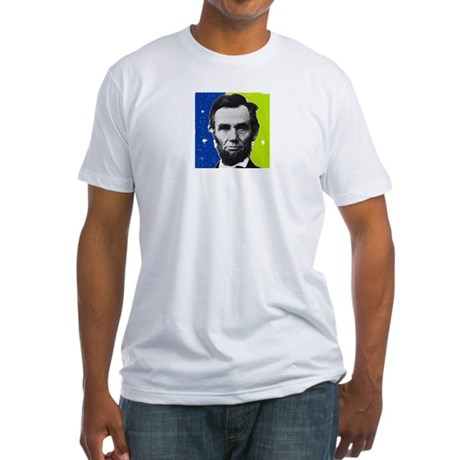 More Lincoln Fitted T-Shirt